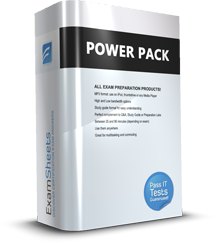 ExamSheets GMAT Power Pack